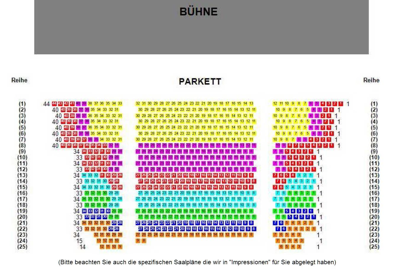 Staatenhaus Am Rheinpark Saal 1 Theatergemeinde Köln Ihr Weg