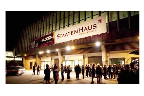 Köln Staatenhaus